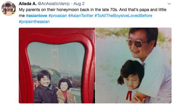 #AsianLove Campaign
