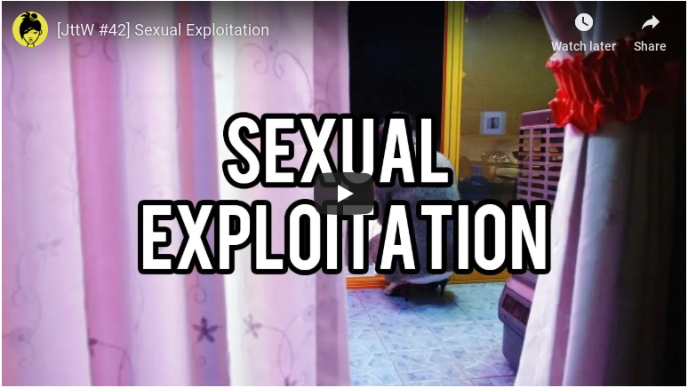 [JttW #42] Sexual Exploitation