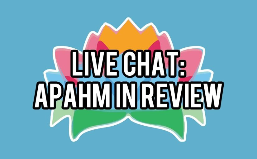 Live Chat: Asian Pacific American Heritage Month in Review