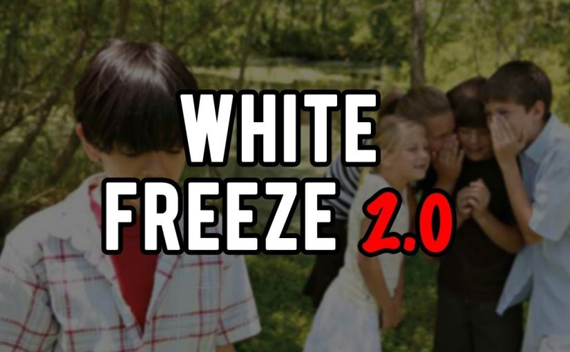 [JttW #46] White Freeze 2.0